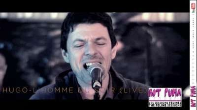 Embedded thumbnail for L'Homme Du Soir (Live/Sessions Félines-Feline Sessions)