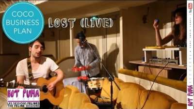 Embedded thumbnail for Lost (Live/Sessions Félines-Feline Sessions)