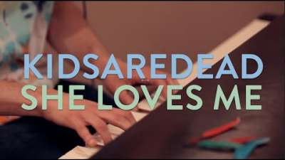 Embedded thumbnail for She Loves Me (Live/Sessions Félines-Feline Sessions)