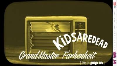 Embedded thumbnail for Grandmaster Farhenheit (live @ Pop In)