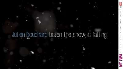 Embedded thumbnail for Listen The Snow Is Falling