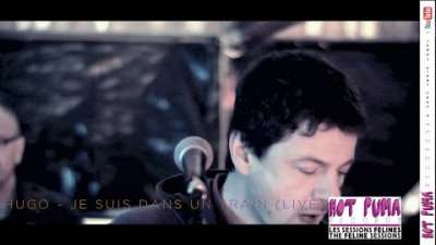 Embedded thumbnail for Je Suis Dans Un Train (Live/Sessions Félines-Feline Sessions)