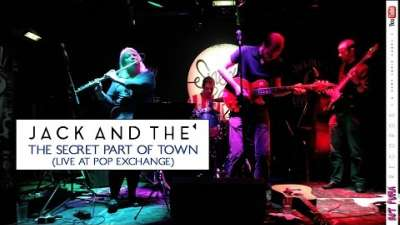 Embedded thumbnail for The Secret Part Of Town (Live at Pop Exchange)