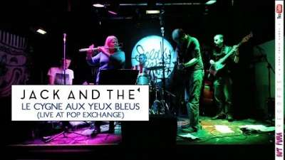 Embedded thumbnail for Le Cygne Aux Yeux Bleus (Live at Pop Exchange)