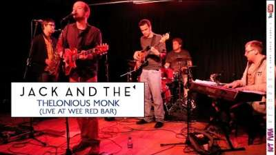 Embedded thumbnail for Thelonious Monk (Live at Wee Red Bar)