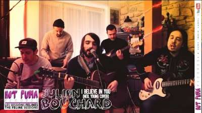 Embedded thumbnail for I believe in you / Neil Young Cover (Live/Sessions Félines/Feline Sessions)
