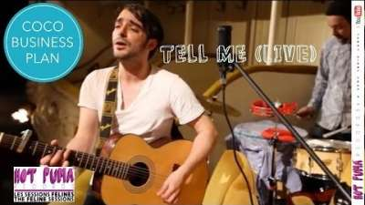 Embedded thumbnail for Tell Me (Live/Sessions Félines-Feline Sessions)