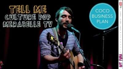 Embedded thumbnail for Tell Me (Culture Pop - Mirabelle Tv)