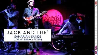Embedded thumbnail for Saharian Sands EP Launch (Live at Sneaky Peter)