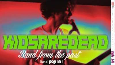Embedded thumbnail for Band from the past (live au Pop in)